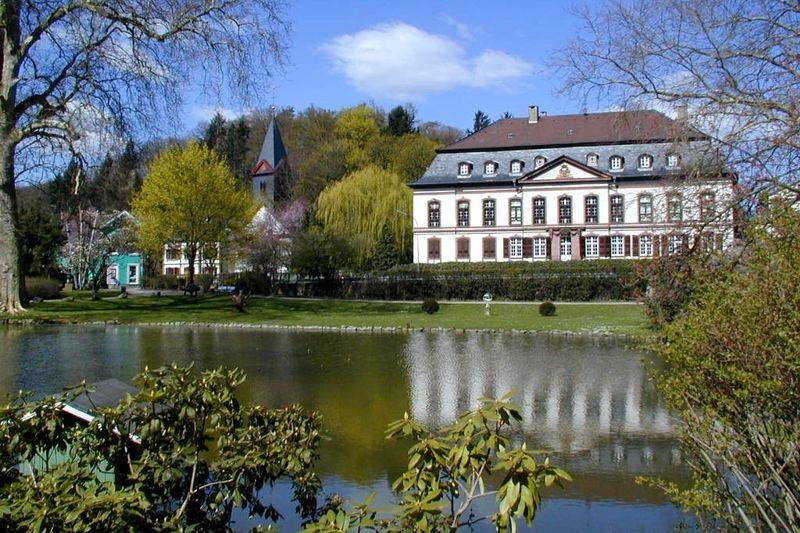 Schloss Birkenau