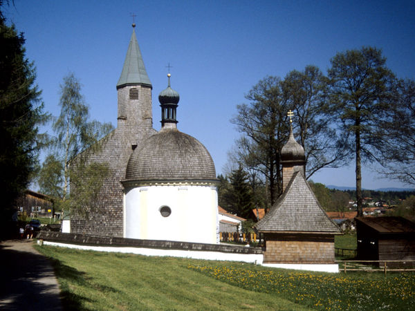 Die Wallfahrtsstätten St. Hermann bei Bischofsmais im ArberLand Bayerischer Wald