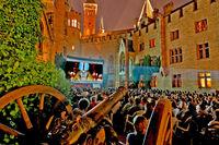Open Air Kino Burg Hohenzollern