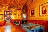 Blauer Salon Burg Hohenzollern