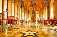 Grafensaal Burg Hohenzollern