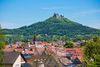 Bisingen mit Burg Hohenzollern