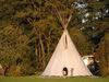 Tippi am Campingplatz aqua hema in Blaibach