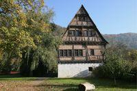 Badhaus der Mönche