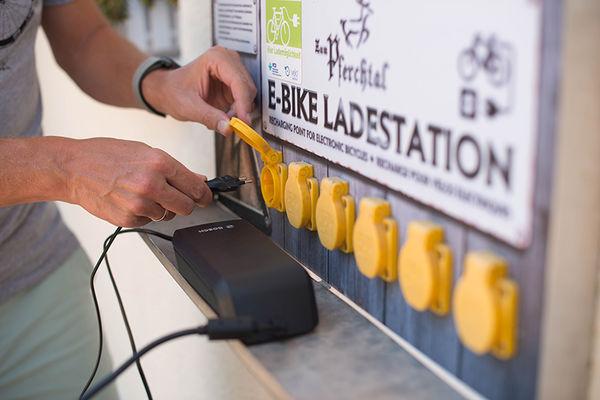 E-Bike Ladestation Pferchtal Blieskastel