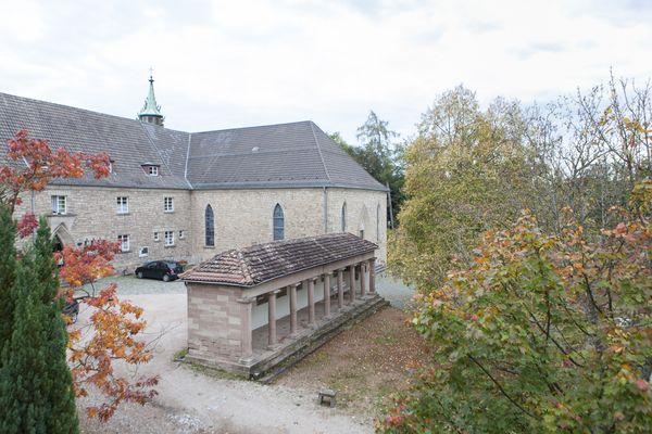 Pilgerrast im Wallfahrtskloster Blieskastel