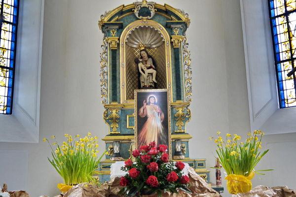 Pieta Pfeilen-Madonna