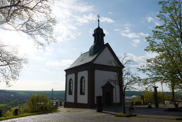 Außenansicht Heilig-Kreuz-Kapelle, Blieskastel