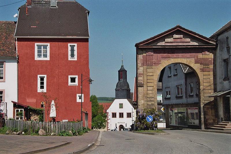 Stadttor, Hornbach