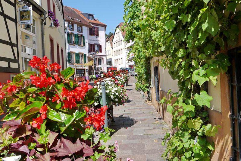 Altstadt Blieskastel
