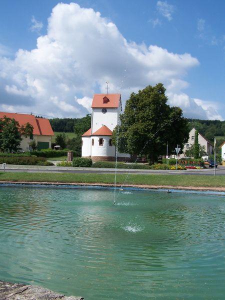 Stephanuskirche, Blieskastel-Böckweiler
