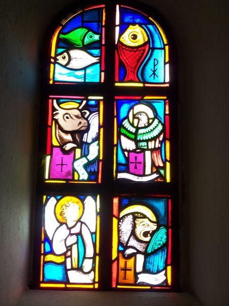 Stephanuskirche innen, Blieskastel