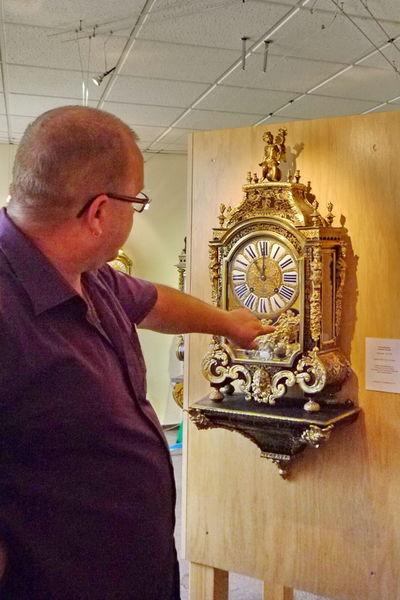 Museumsdirektor Kurt Legrum, Blieskastel