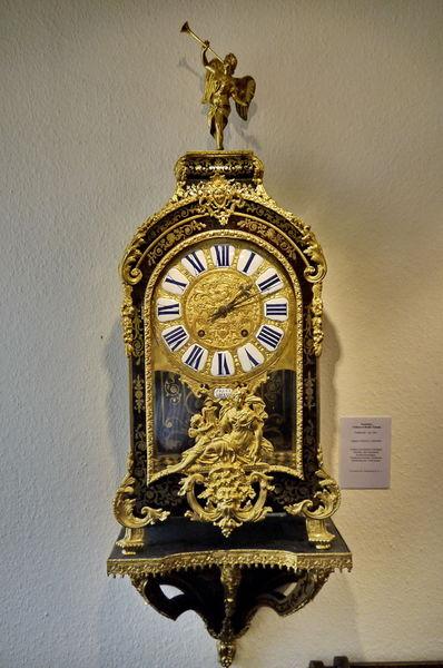 Uhr im Uhrenmuseum, Blieskastel