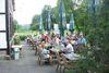 Haus Oveney Bochum Biergarten