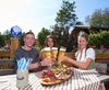 JOSKA-Erlebnis-Restaurant, JOSKA-Biergarten und das Café Kristallino