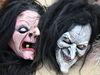 Hexen in allen Variationen beim Perchten- und Hexentanz bei JOSKA in Bodenmais