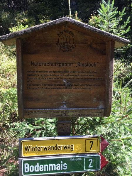 Naturschutzgebiet Riesloch