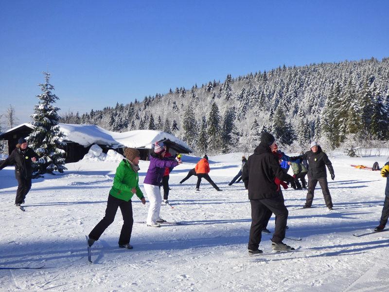 Winterprogramm mit der Sport-Alm