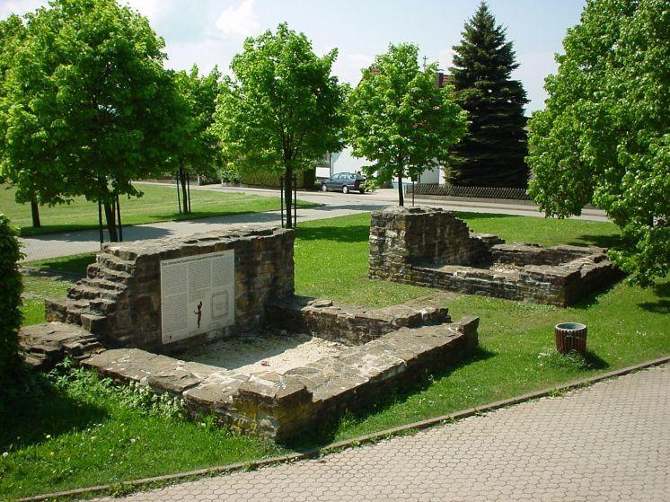 Römerkastell bei Böbingen an der Rems
