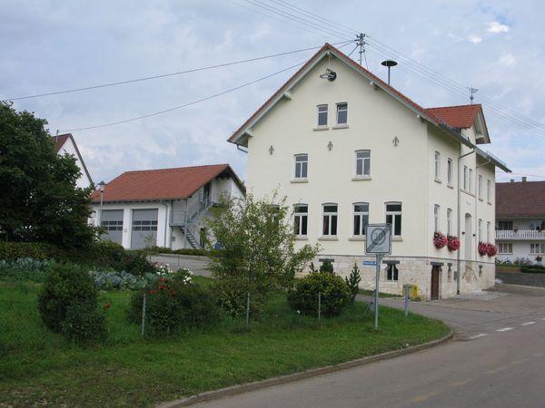Rathaus Börslingen