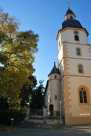 Johanneskirche in Börtlingen