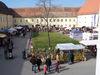 Viel zu sehen gibt es beim Klostermarkt im KulturForum Oberalteich bei der Stadt Bogen