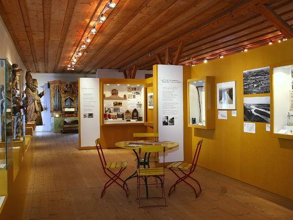 Ausstellung im Kreismuseum Bogenberg bei der Stadt Bogen am Eingang zum Bayerischen Wald
