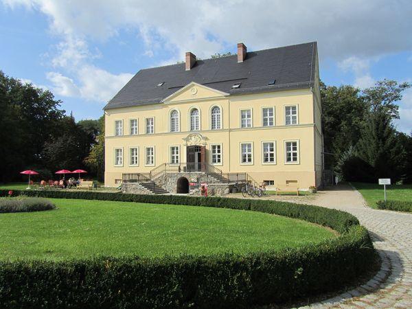 Schloss Bomsdorf, Foto: Sandra Ziesig