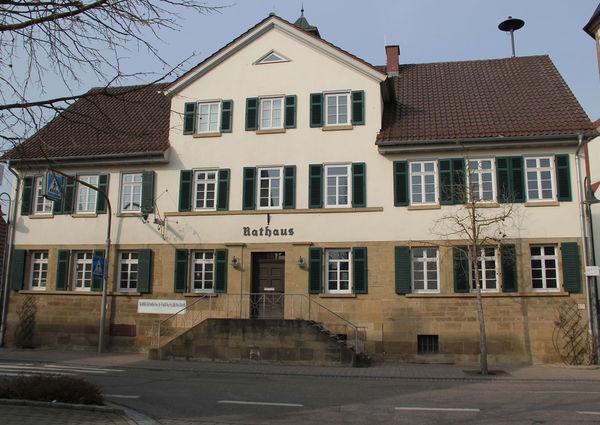 Heimatmuseum im Alten Schul- und Rathaus in Brackenheim-Botenheim