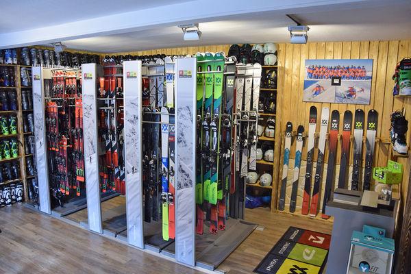 Bike & Ski Store Brannenburg Skiverleih