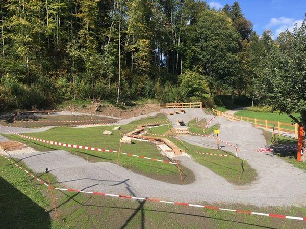 Bikespielplatz Brannenburg