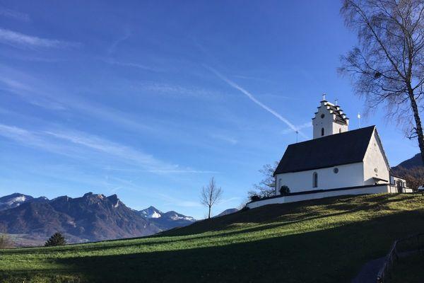 St. Margaretha Kirche in Brannenburg