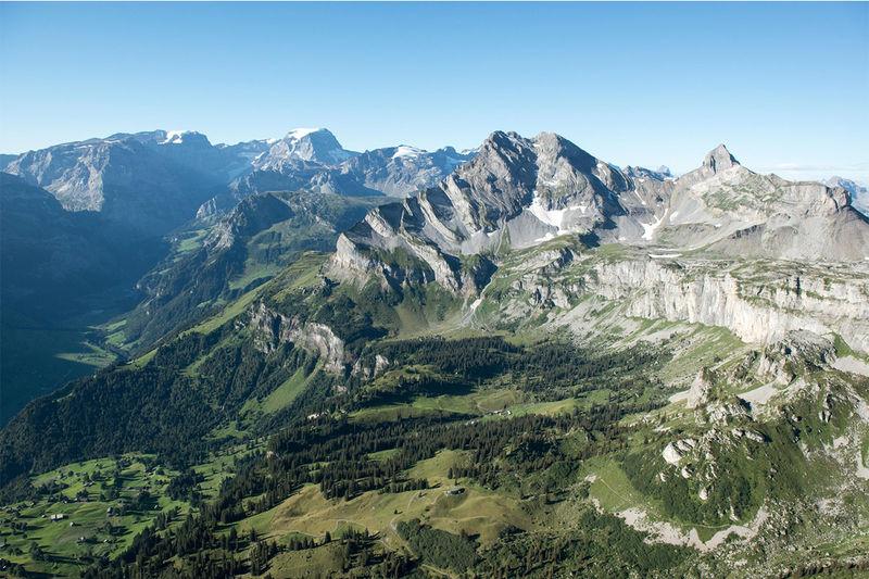 Gipfeltour Ortstock