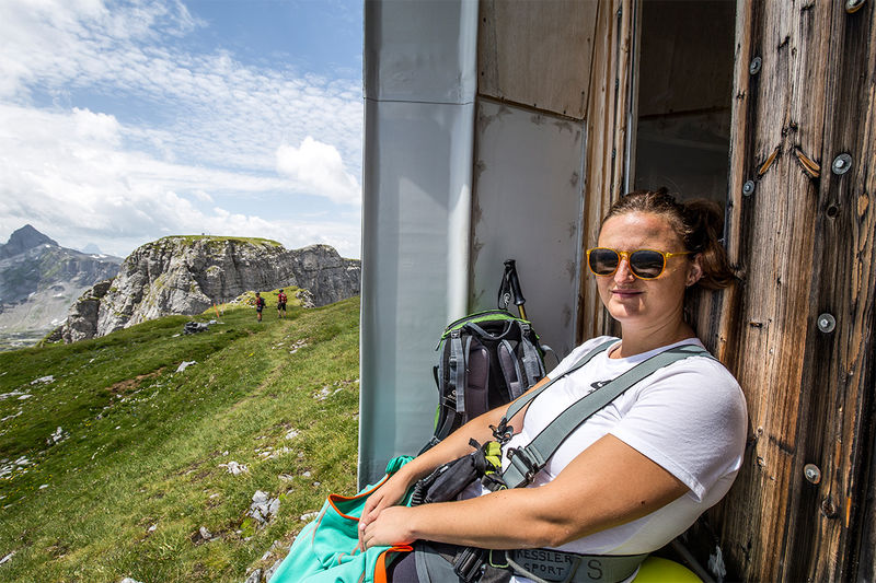 Kletterausrüstung Verleih : Mietmaterial klettersteige urlaub im glarnerland