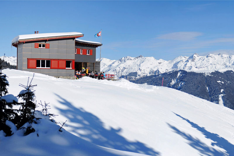 Ortstockhaus - Chatzenstafel