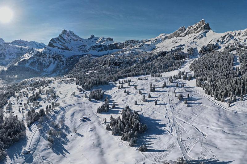 Panoramaloipen Braunwald