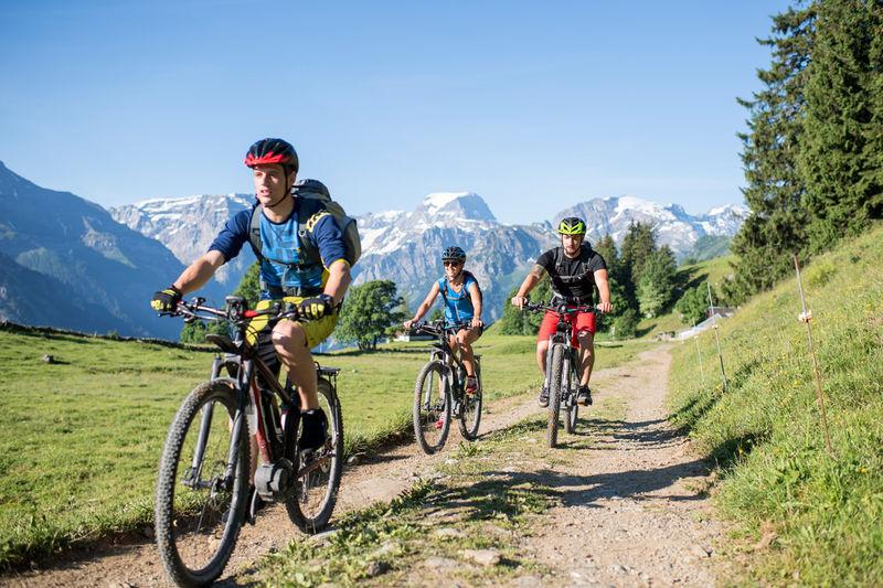 Panoramatour Braunwald - Grosstal