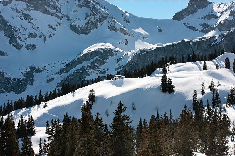 Schneeschuh- und Hüttenplausch Pauschale