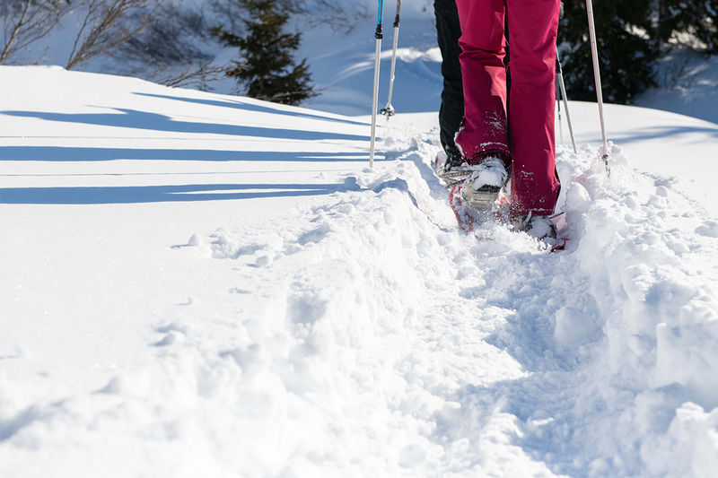 Schneeschuhtour Oberblegisee