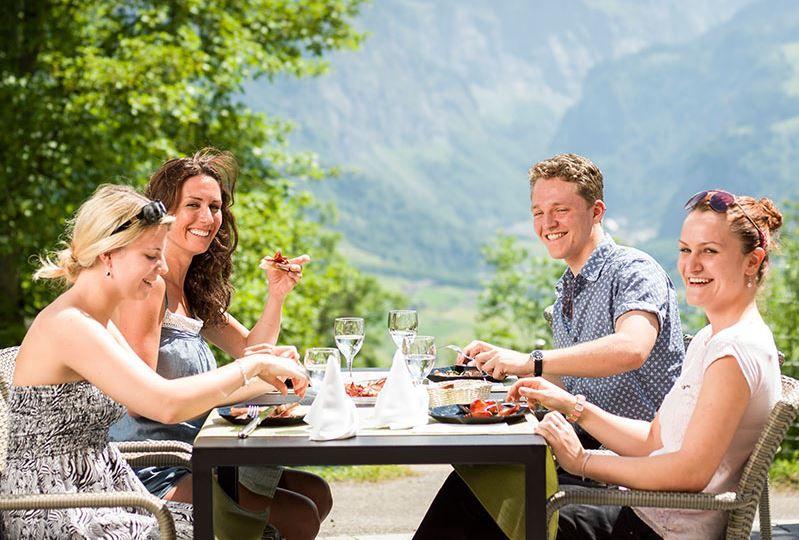 Sommer Gourmetwanderungen Braunwald
