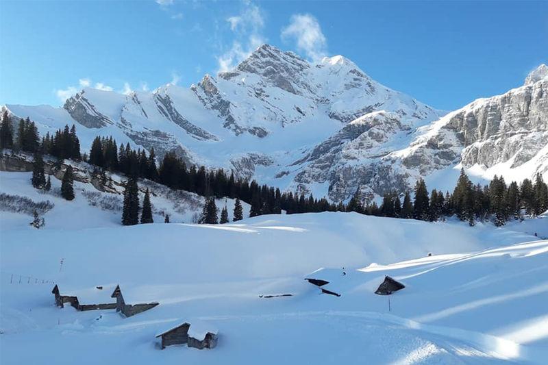 Winterwanderung Brächalp