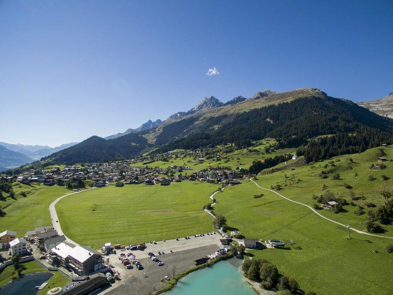 Talstation Bergbahnen Brigels