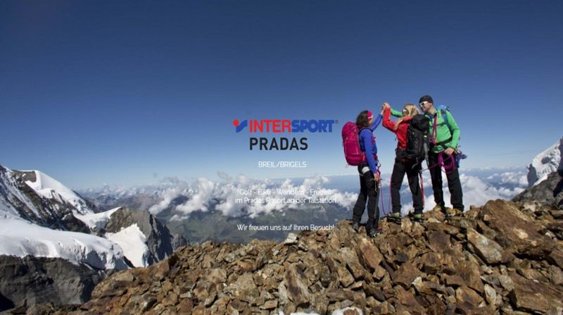 Intersport Pradas Brigels