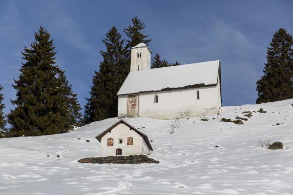 Kapelle St.Eusebius / S.Sievi