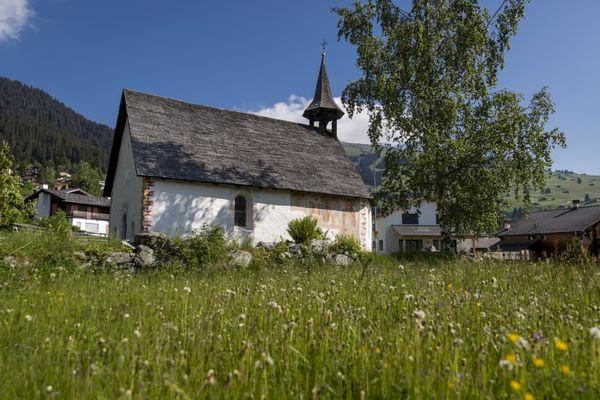 Kapelle St.Jakob / S.Giacun