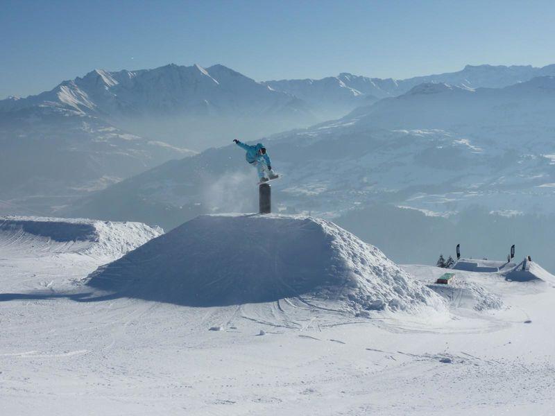 NITRO Surselva Snowpark, Brigels