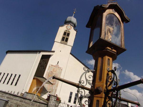 Pfarrkirche Maria Himmelfahrt, Brigels