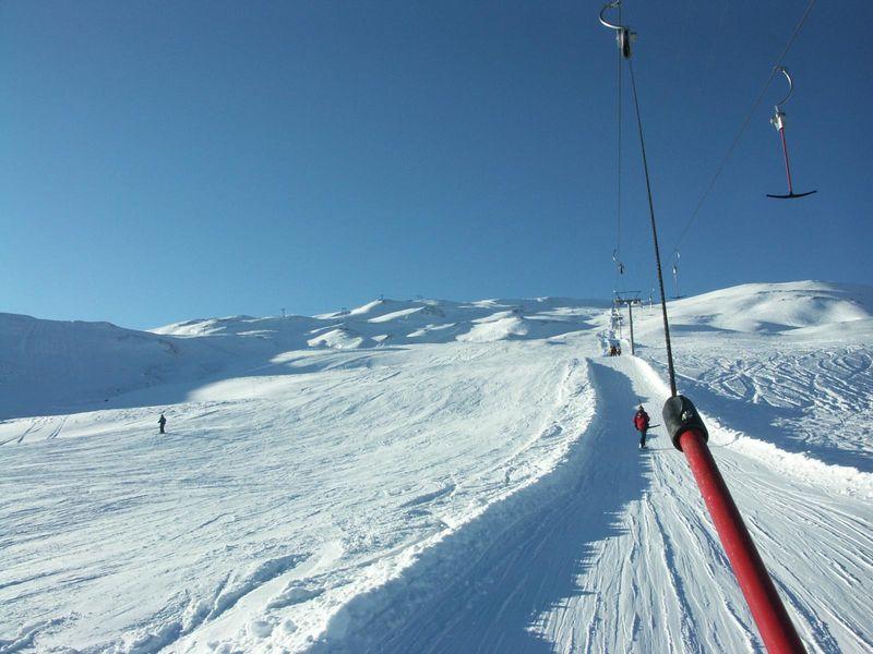 Skilift Miret