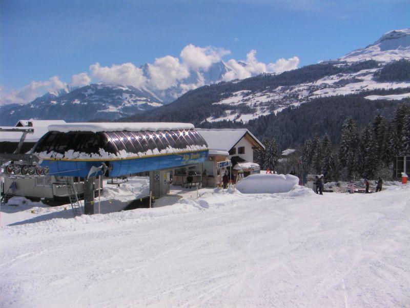 Talstation Bergbahnen Waltensburg - Alp Dado